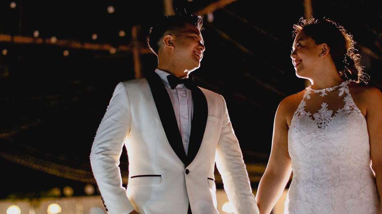 Calyxta Real Bride: Chany Antonio-Ku