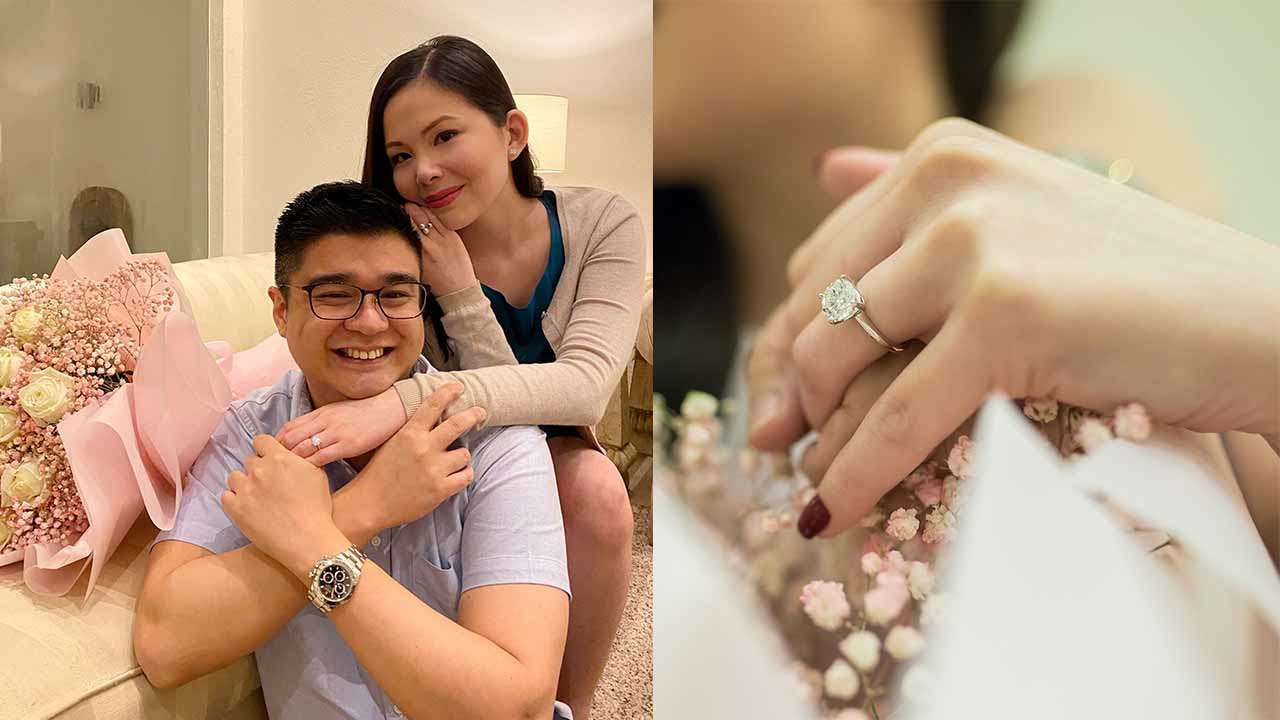 Engagement Stories: Mara Gutierrez and Mikey Bitanga