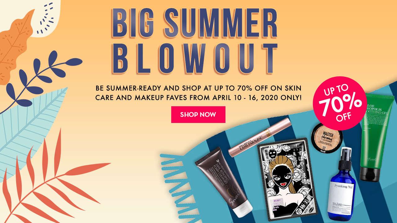 Big Summer Blowout