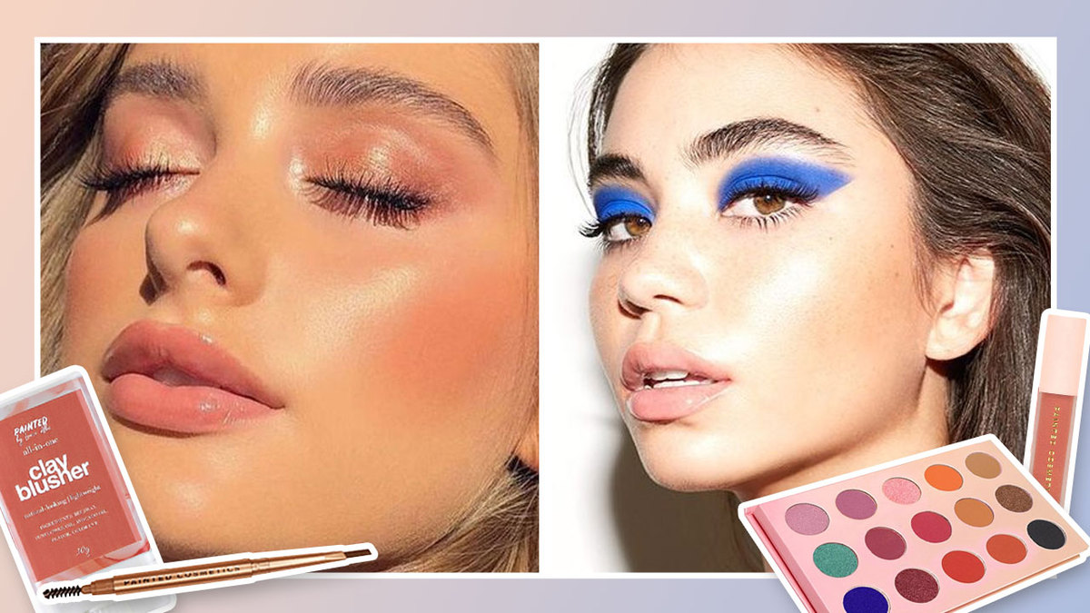 3 Easy Looks Using Painted Cosmetics Products As Low As P130