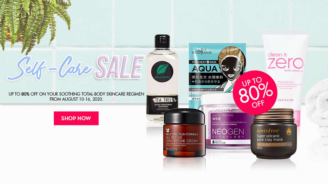 National Relaxation Day Sale