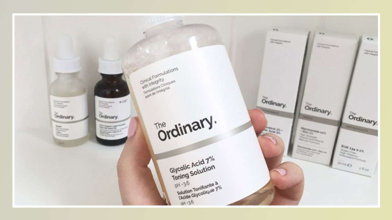 What The Ordinary Glycolic Acid Toning Solution Does for Your Skin