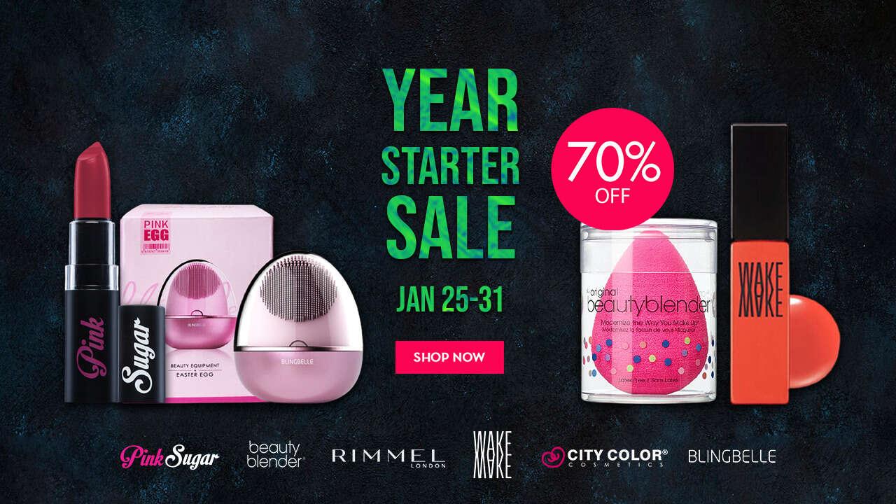 Year Starter Sale!