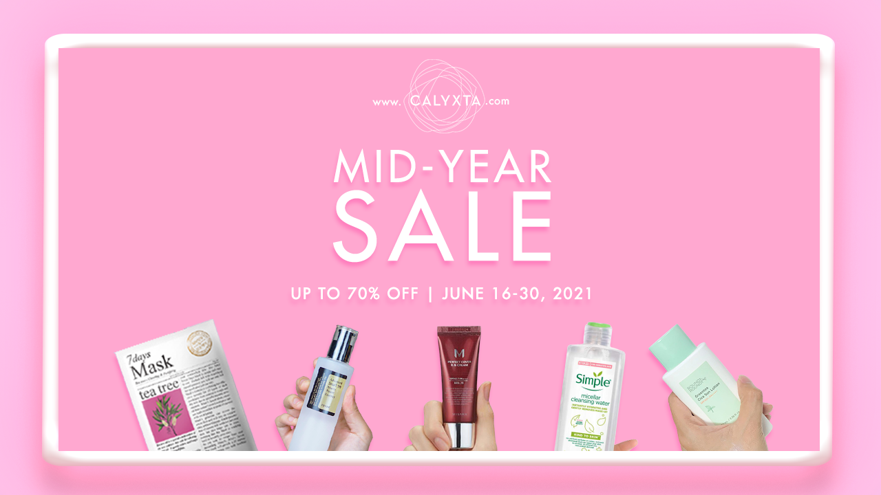 Mid-Year Sale!